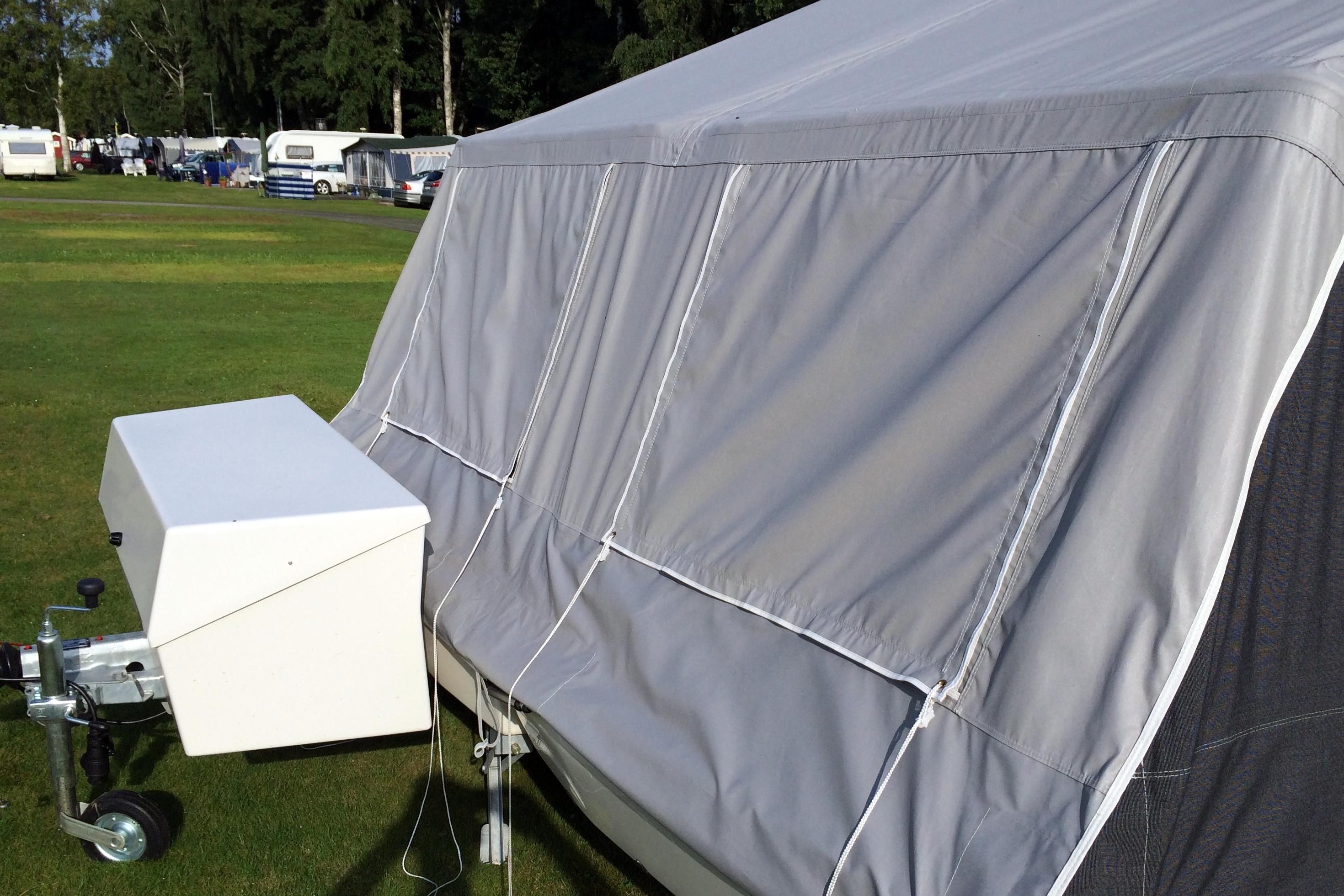 Camp-let Tipps