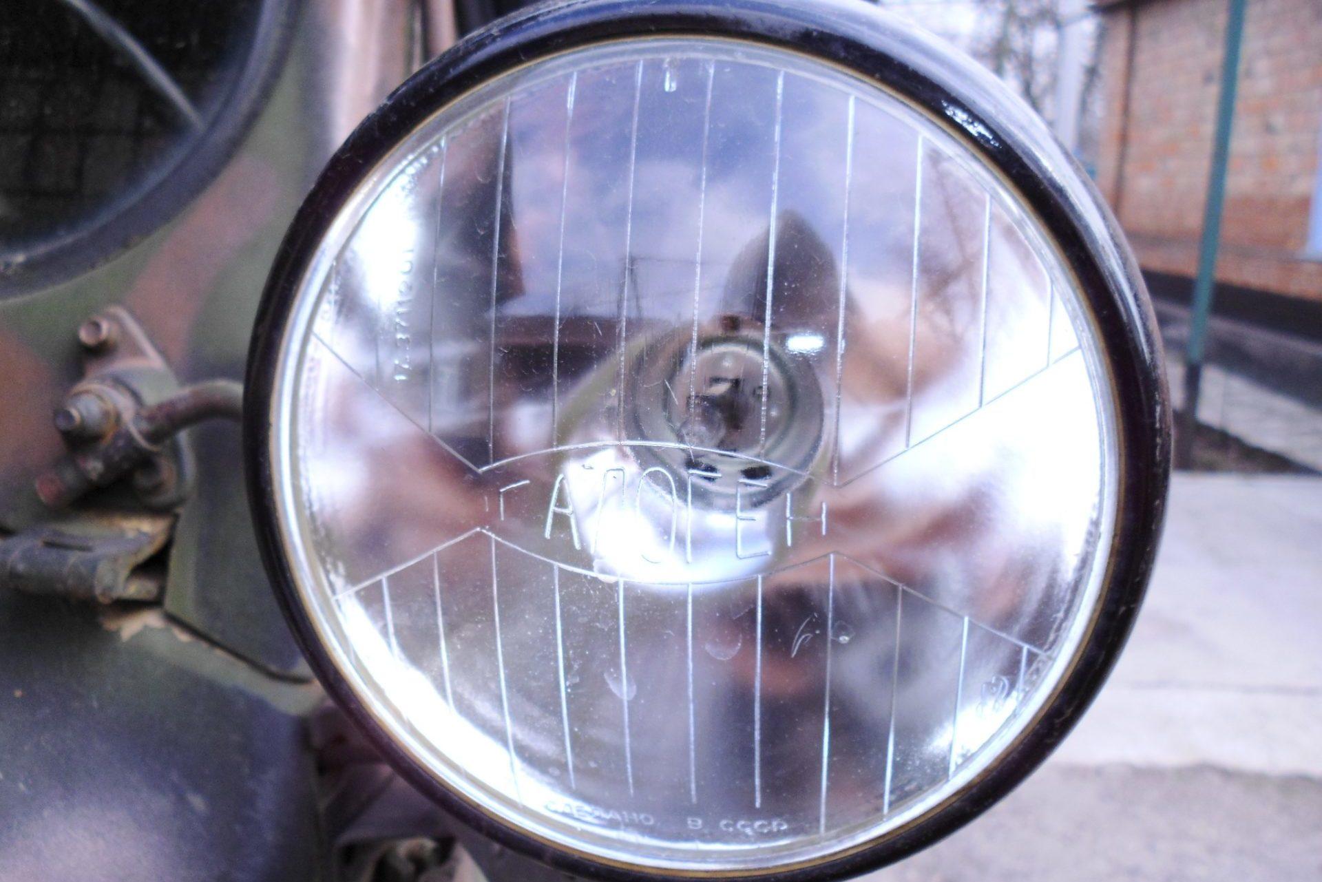 Faltcaravan-Beleuchtungsanlage