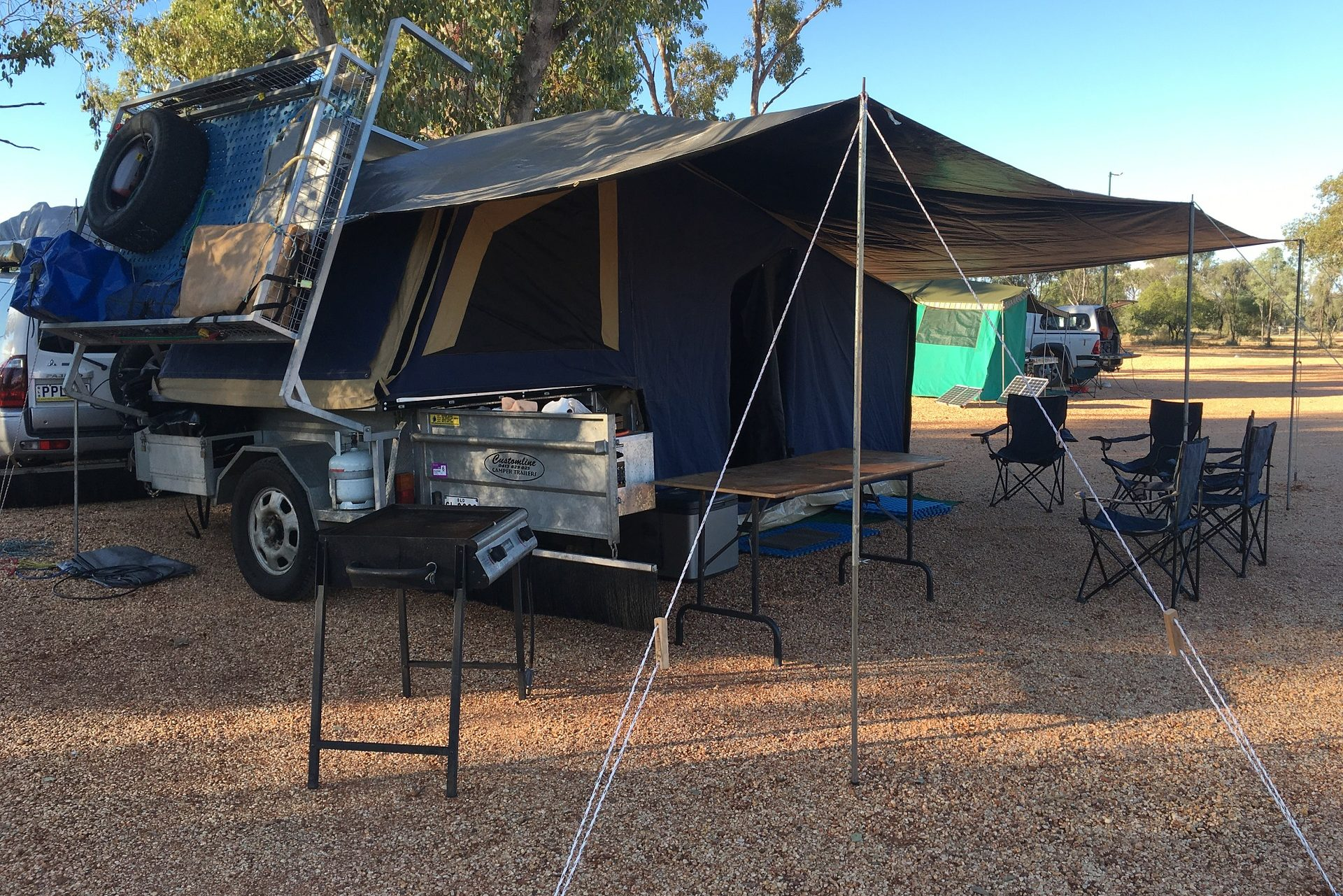 Camper-Typologie