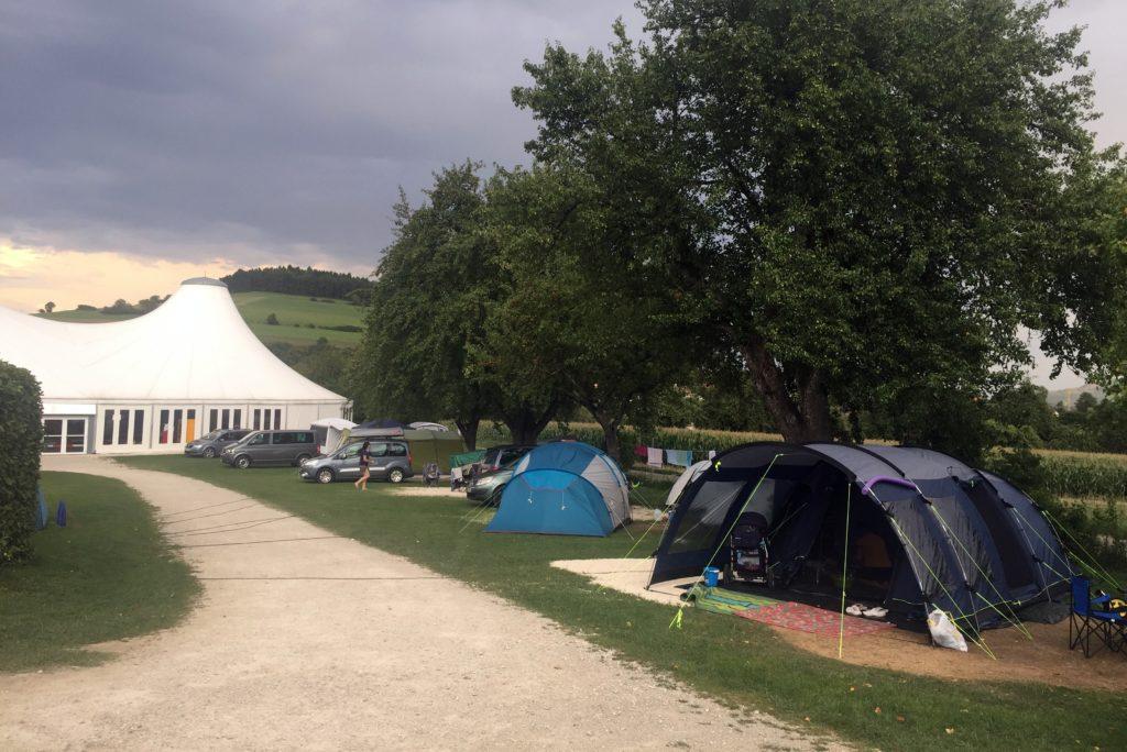 Hegi Familien Camping